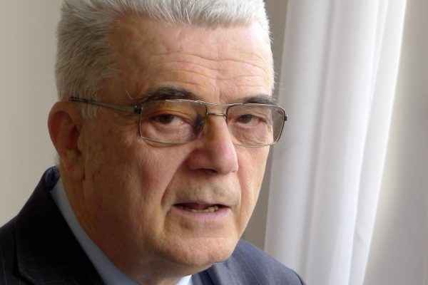 Goran Čolakhodžić: Interviu cu academicianul August Kovačec