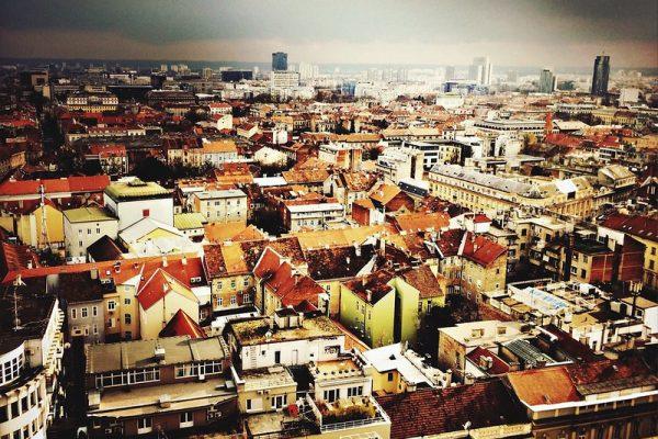 Oana Băcanu: Un român la Zagreb